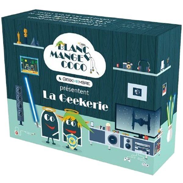Blanc Manger Coco – La Geekerie (extension)