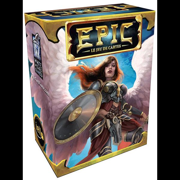 Epic – Le jeu de cartes
