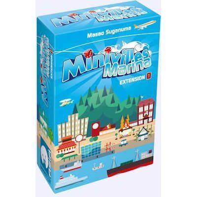Minivilles – Extension Marina
