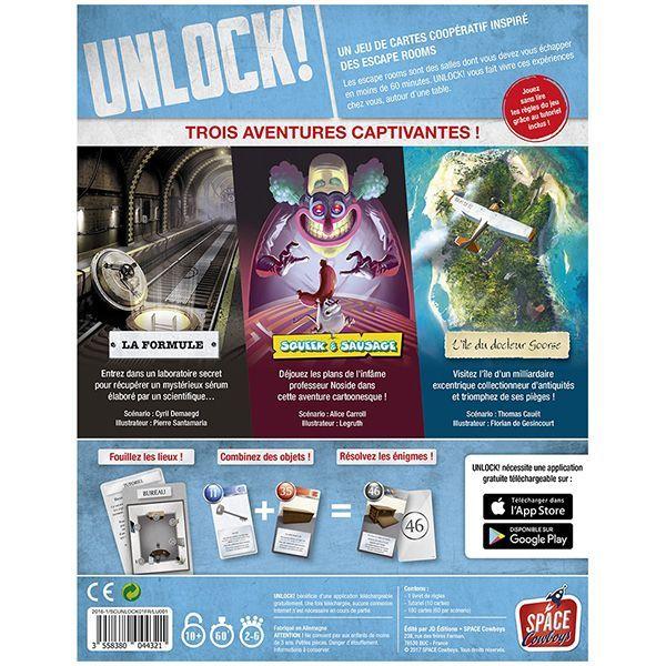 Unlock ! Escape Adventures