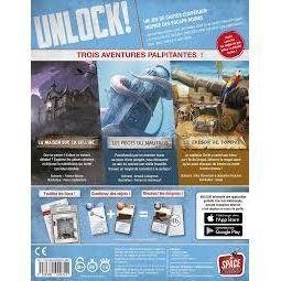 Unlock 2 ! Mystery Adventures