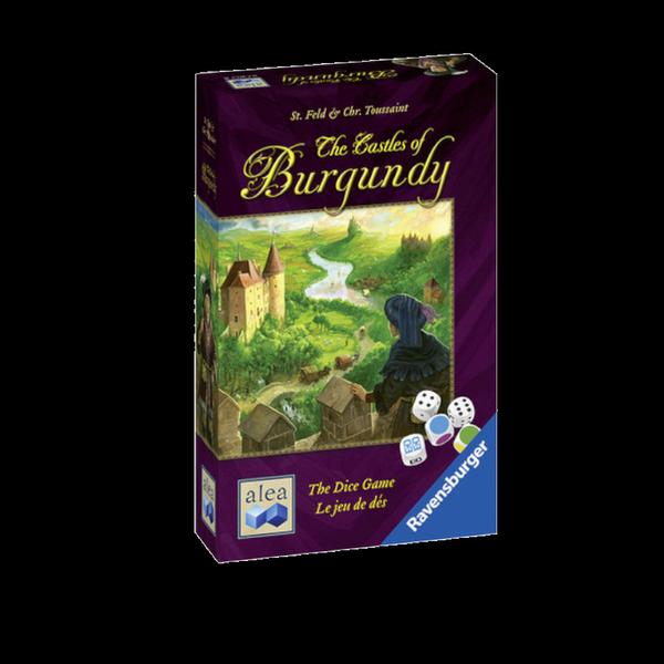 Les châteaux de Bourgogne – Le jeu de dés
