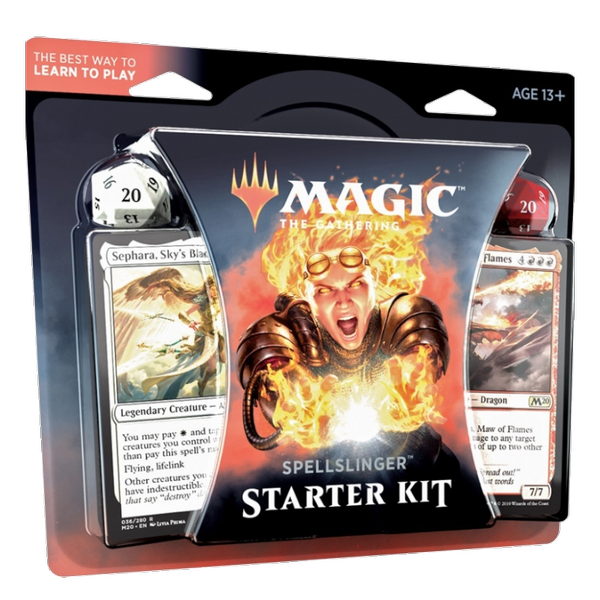 Magic the gathering : M20 Starter Kit