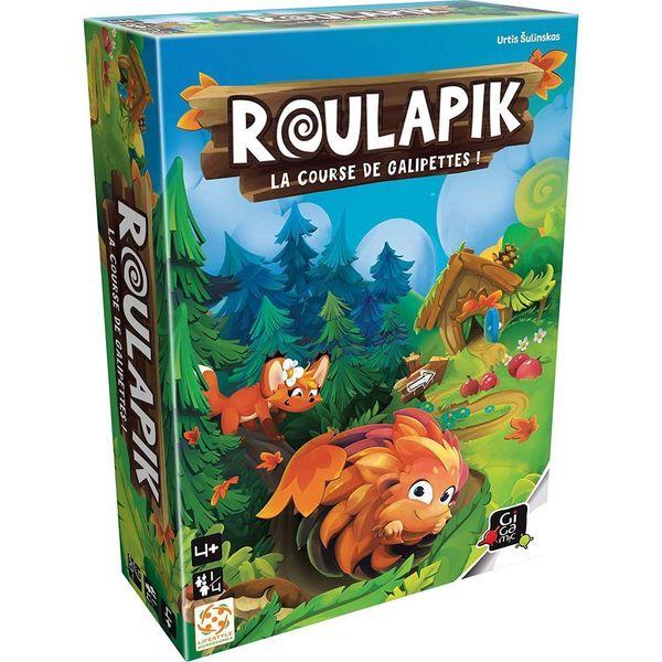 Roulapik – La course de galipettes !