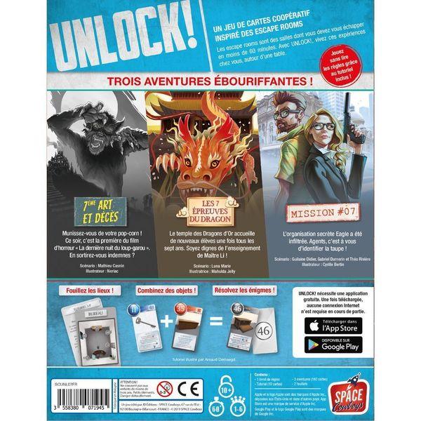 Unlock 7 ! Epic Adventures