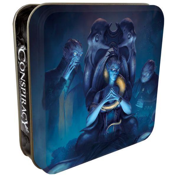 Conspiracy : Abyss Universe (Bleu)