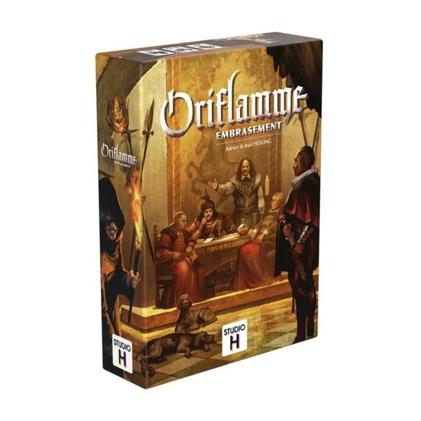 Oriflamme – Embrasement