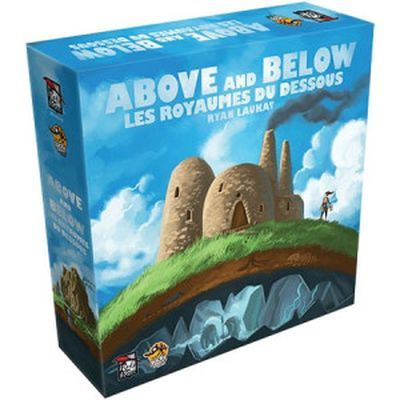 Above & Below – Les royaumes du dessous